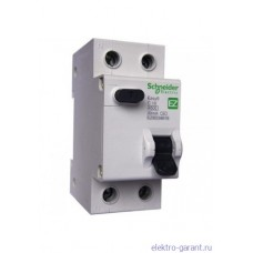 Schneider Electric EASY 9 ДИФ 1P+N 10A 30мА 230В (тип АС)